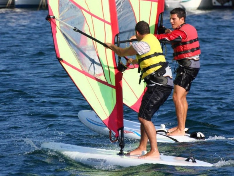 Curs Perfeccionament Windsurf